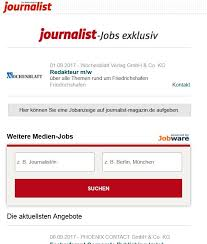 jobs journalismus berlin journalist on twitter unser neuer stellenmarkt https t co
