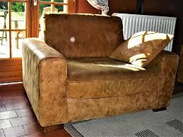 canapé cuir alinea canape places alinea cuir offres mai clasf