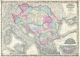 Turkey Greece Map by File 1863 Johnson Map Of Austria Hungary Turkey Italy And