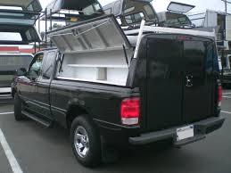 ford ranger ladder racks socal truck accessories lifetime workmates cer shells