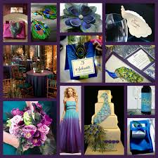 peacock wedding theme tysha s peacock wedding theme