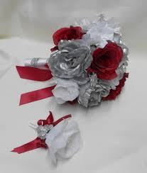 Red And Silver Wedding Wedding Decoration Inspiring Dining Table Decoration For Wedding