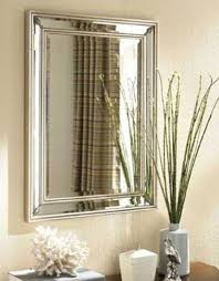 frameless wall mirror full length large mirrors contemporary