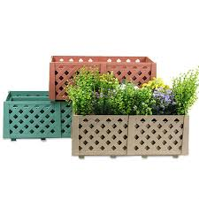 Large Planters Cheap by Online Get Cheap Large Rectangular Planters Aliexpress Com