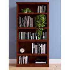 cherry bookcases you u0027ll love wayfair