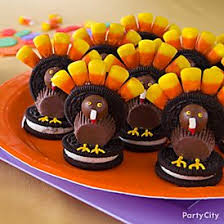 turkey oreo treat recipe city