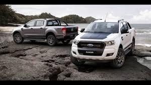 Ford Ranger Truck Decals - 2017 ford ranger fx4 youtube