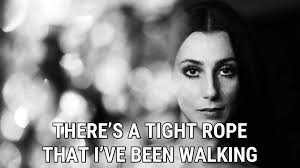 i walk alone official lyrics cher song in images