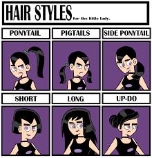 Meme Hairstyles - sam hairstyles meme by deannaphantom13 on deviantart