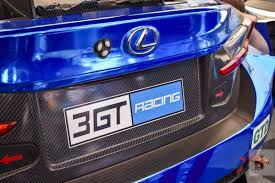 lexus youtube video stripped down and tuned up the race ready rc f gt3 is a wolf in