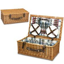 picnic basket for 4 newbury picnic basket for 4