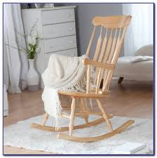 rocking chair nursery small space chairs home design ideas