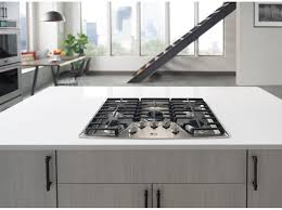 Lg Downdraft Cooktop Lg Lscg306st 30 Inch Gas Cooktop With Ultraheat Burner 5 Sealed