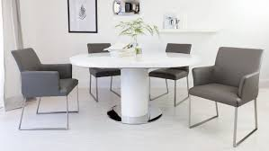 kitchen awesome round extendable dining table small round table