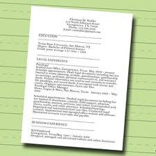 How To Write A Proper Resume Example by 7 Ways To Make A Resume Wikihow