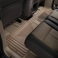 lexus all season floor mats weathertech w25tn all weather 2nd row tan floor mats