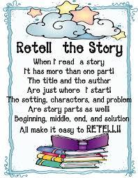 1st grade reading story 104 best story retelling ideas images on retelling