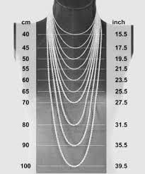 chain necklace sizes images Men 39 s necklace runway 141 cloisonnekorea jpg