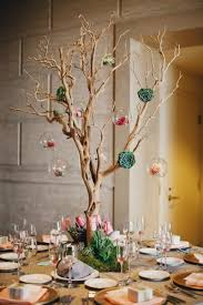 manzanita branches centerpieces san francisco wedding by tinywater photography branch
