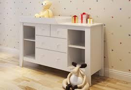 Drawer Change Table Baby Change Table In White Grabone Nz