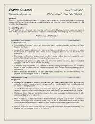 Example Of Registered Nurse Resume Nursing Resume Templates Free Free Resume Example And Writing