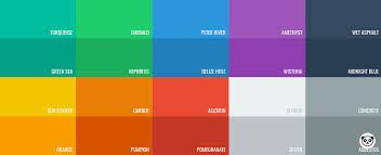 Color Combinations For Website 18 Helpful Online Tools For Web Designers Web Ascender