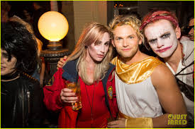 lebron james halloween party the vamps the wanted u0026 tokio hotel go all out with at u0026t at just