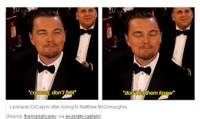 Leo Oscar Meme - internet s best reactions to leonardo dicaprio not winning an oscar