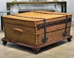 trunk coffee table diy storage trunk coffee table coffee tables rustic storage trunk coffee