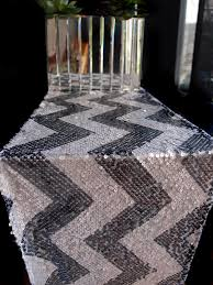 Grey Chevron Table Runner Grey Chevron Paper Table Runner 28 Images Appleberry Attic