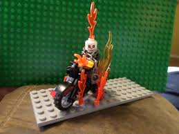 how to make a lego ghost rider motorcycle ebay