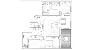 appartement 2 chambres plan appartement 2 chambres affordable appartement chambres ns m