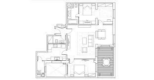 appartement 2 chambre plan appartement 2 chambres conceptions de la maison bizoko com