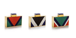 honoring tradition a line of handbags at ikram draws on maasai