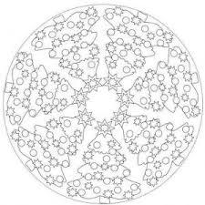 100 ideas christmas mandala coloring pages emergingartspdx