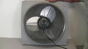 air king whole house fan king model 9166 whole house window fan