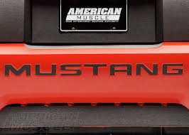 mustang exterior decal customization u0026 styling guide americanmuscle