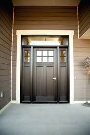 Bayer Built Exterior Doors Front Doors Front Exterior Of Craftsman Style Home Home Door