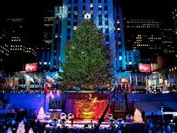 Nyc Tree Lighting Must See Christmas Trees In Cities Around The World Photos