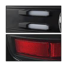 chevy silverado led tail lights spyder black led tail lights 2016 2017 chevy silverado w factory