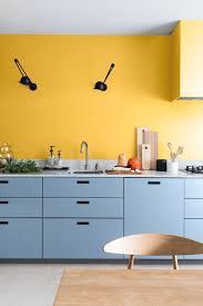 light yellow kitchen with white cabinets 25 vivacious yellow kitchen decor ideas shelterness
