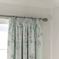dorma duck egg maiya lined pencil pleat curtains dunelm living curtain thermal linings perky