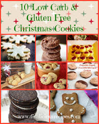 10 low carb u0026 gluten free christmas cookies divalicious recipes