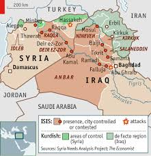 map of irak 27 maps that explain the crisis in iraq vox