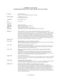sample medical coding resume