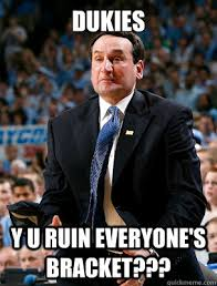 Coach K Memes - angry coach k memes quickmeme