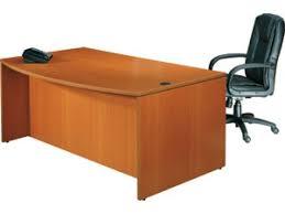 Front Office Desk Executive Bow Front Office Desk Otg 7141p Office Desks