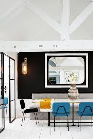 b w with pops of color paris duplex by sarah lavoine screens