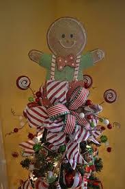 hanging gingerbread man for wall door tree holiday december