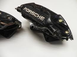 porsche 944 turbo brakes used 944 turbo rear brake caliper pair 1986 95 may fit 928